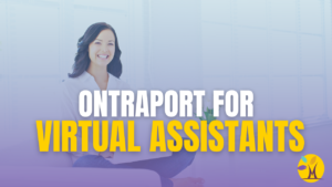 ontraport for virtual assistants