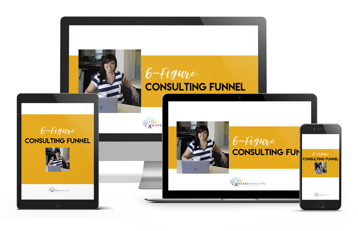 Consulting Funnel Cover Small